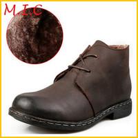 Cheap other men boots Best Men Winter autumn boots