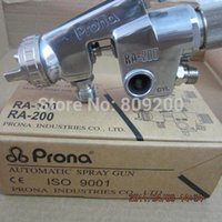 Wholesale RA Prona Medium pressure automatic spray gun RA200 prona gun