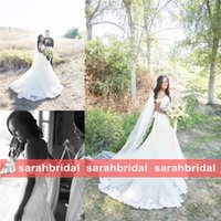 belt india - 2016 Cheapest Mermaid Wedding Dresses with Capped Sleeves Good Price Lace Appliques Plus Size Arabic India Bridal Gowns Rhinestone Sash Belt