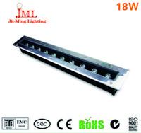 Wholesale 100CM LED underground lamps W inground light IP67 embedded wall washer led underground bar AC85 V