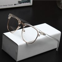 Wholesale Men Brand Designer Eyeglasses Frame Vintage Prescription Myopia Reading Glasses Women Optical Eyewear oculos de grau