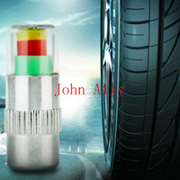 Wholesale factory price PSI New car Tire Pressure Monitor Valve Stem Cap Sensor Indicator Color Eye Alert