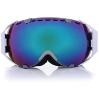Wholesale Unisex Professional Anti fog Double Lens Snowboard Ski Goggle Protective Glass Eyewear