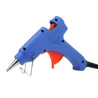 Wholesale Mini Hot Glue Gun Flexible Trigger for DIY Small Craft Projects Package High Temperature Melting Glue Power Tool