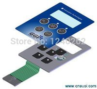 adhesive backed labels - membrane panel faceplates labels with back adhesive Membrane switch Control Panel