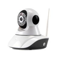 ptz wifi wireless ip camera - ONVIF Mini x720P micro IP Camera HD wireless wifi Pan tilt PTZ Dual Audio IP Camera Cam kit wireless baby monitor