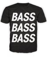 bass t shirts - Unisex d Fashion Bass bass T shirt Women Men Summer Short Sleeve T SHIRT Tops Tees tee T Shirts t shirt