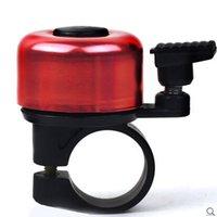 Cheap Dhgate VIP Seller Mini Bike Frame Metal Ring Handlebar Bell Sound Horn Horns for Bike Bicycle Cycling Sports
