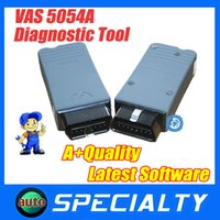 Wholesale BEST Quality VAS A Bluetooth Support many brands OKI function Diagnostic Tool VAS5054A VAS VAS5054 freeshipping