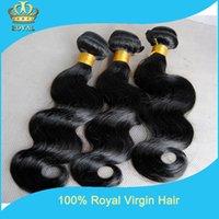 3 bundles of brazilian hair - Royalvirgin Hair Products Unprocessed Human Hair Brazilian Virgin Hair Cheap Body Wave Human Hair Brazilian Bundles Of Hair