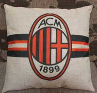 ac global supply - Global AC Milan Cushions Pillow Fans Supplies For Household In The Car