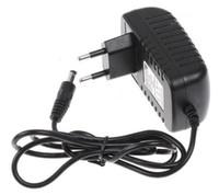 Wholesale DHL Freeshipping AC V V to DC V A mm x mm Plug Converter Wall Charger Power Supply Adapter EU US UK plug MQ50
