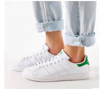Wholesale 2015 New Fashion Stan Shoes Smith Sneakers Casual Leather Men or Women Sport Shoes Running Shoes Sneakers Zapatos Mujer Color