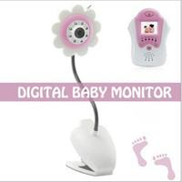 al por mayor sistemas de circuito cerrado de televisión para bebés-El bebé portable sin hilos supervisa Vedio Camara 1.5 la cámara video infantil MOQ5PC de la exhibición del sistema del CCTV de la pantalla 2.4GHz de la pantalla 2.4GHz libera el envío