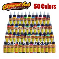 Wholesale Solong Tattoo ink Colors oz Bottle ml creamsicle color Tattoo Pigment tattoo ink