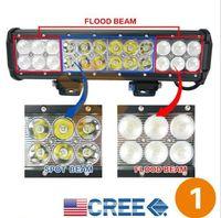 led lamp truck - hot V V car automotive vehicle truck quot inch W offroad CREE LED work light Working Bar fog Lamp off road head lights