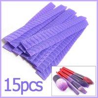 beauty guard - x Makeup Cosmetic Beauty Brush Pen Guards Sheath Mesh Netting Protector Cover
