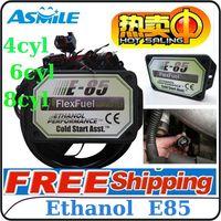 Wholesale Asmile cyl cold start asst kit ethanol e85 car conversion kit
