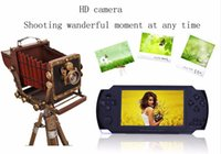 Cheap 4.3 inch screen REAL 4GB 8GB memory handheld game MP4 MP5 Player Games Console many free games support ebook TV-out video