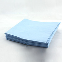 Clean cloth Light Blue 15g Good Quality 35*30cm car wash Accessories dust-free car wash wipers cleaning tool lint free spotless wipes MX-133 10pieces per bag