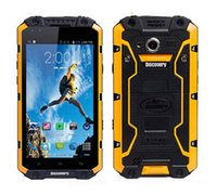 Wholesale Discovery V9 IP68 Waterproof Shockproof smartphone quot MTK6572 Dual Core Android GB ROM WCDMA WCDMA G Phone