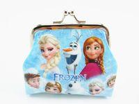 disney wholesale - New Frozen iron buckle purse spot trade of the original single shell cartoon Disney children s coin bag