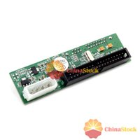 Wholesale ChicMart PATA IDE to SATA Card Adapter Converter for HDD DVD