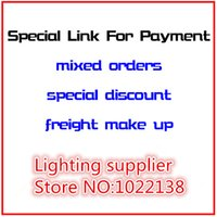 Wholesale Special Link For payment mixed orders special discount freight make up