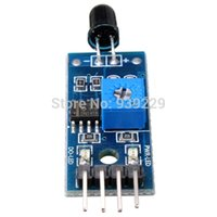 Wholesale 4 PIN Infrared Flame Detection Sensor Module For Arduino AVR PIC V V