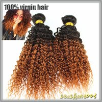 Cheap ombre curly hair Best afro curl