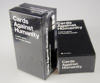 Wholesale Against Humanity of Game US or UK Basic Edition Cards party game hot sell