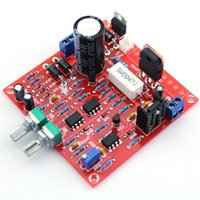 Wholesale RED Adjustable DC Regulated Power Supply DIY Kit Short Circuit Current Limiting Protection DIY Kits V mA A