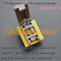 Wholesale Clamshell for SOP16 to DIP16 programmer adapter FP16 test socket Pitch mm width mm
