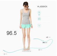 Wholesale New Original Xiaomi Smart Weight Scale Support Android iOS7 Above Bluetooth4