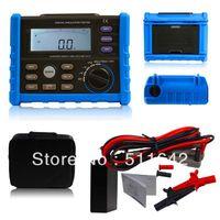 Wholesale AIM01 Digital Insulation Resistance Tester Meter Multimeter Megger V M ohm G ohm