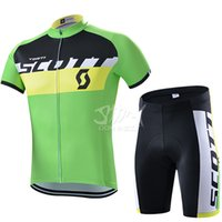 xxxxl size jersey - 2015 SCOTT Team Cycling Jersey Cycling Wear Cycling Clothing and shorts suite Size XS XXXXL
