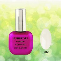 Wholesale 2014 New Shinegel Nail Polish New Colors ML Health and Beauty For Colorful Nail Enamel Hot Sale