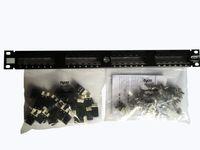 amp patch panels - Patch panel cat6 port U AMP Tyco