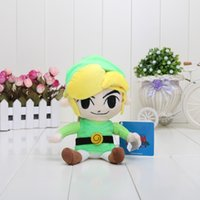 bag of toys - The Legend of Zelda CM stuffed plush toys in opp bag