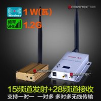 audio launch - 1W G channel receives channel to launch one to many to many audio and video wireless transmission machine