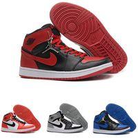 Wholesale Nike Men s Jordan Retro Basketball Shoes Cheap Classic Quality Men Sports Shoes Breathable shoes Leather