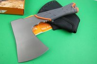 best axe - High quality GB bear axe AUS A blade HRC outdoor Survive axe best camping tools