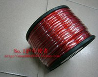 Wholesale Car stereo wire copper aluminum core power line on the th volume price Power Cable