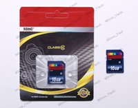 Wholesale DHL GB GB GB Card Class Micro SDHC Memory SD Card For Digital Camera Camcorder Drive Recorder Flash SD Card High Speed MB S