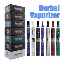 dry herb - New Snoop Dogg herbal vaporizer colorful gift package wax dry herb atomizer vaporizers vapor electronic cigarette vaporizer vape kit