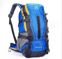 best hiking backpack brands - Famous Brand Best Quality L Large Hiking Camping Backpack Outdoor Sports Bag Waterproof Mountaineering Bag