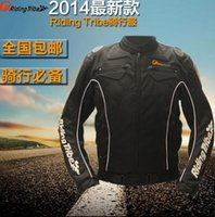 Wholesale Riding Tribe Motorcycle Rider jersey jacket DROP motorized brigade men Rally racing suits motorcycle clothing fluorescent reflective vests