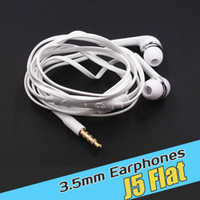 Wholesale In Ear Earphone Earbuds Headphone Headset Handsfree With Mic For SAMSUNG GALAXY S3 S4 S5 Note3 iPhone iPad