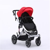 baby jogger pushchairs - Lightweight baby stroller Baby Trolley European Baby Strollers Baby Seat Jogger By Pushchair Folding Baby Trolley