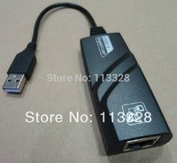 Wholesale Gigabit lan USB ethernet adapter USB to RJ45 Giga LAN MB Ethernet Network Adapter for PC MAC